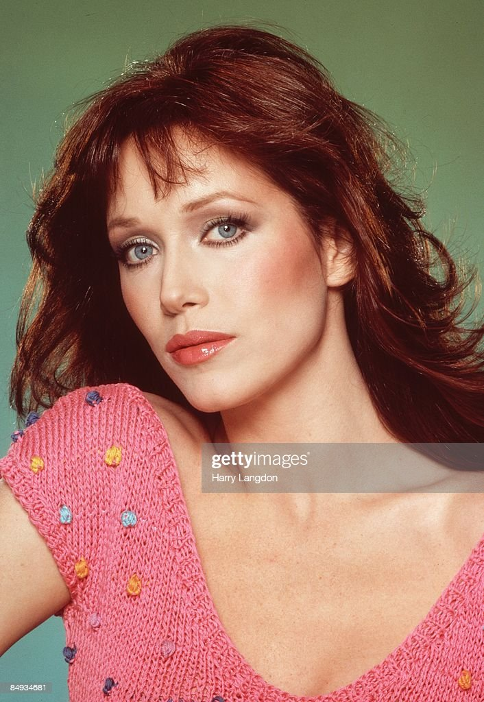 Tanya Roberts Portrait Session : News Photo