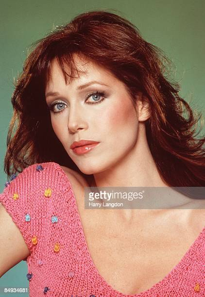 Actress Tanya Roberts poses for a portrait circa 1980 in Los Angeles California