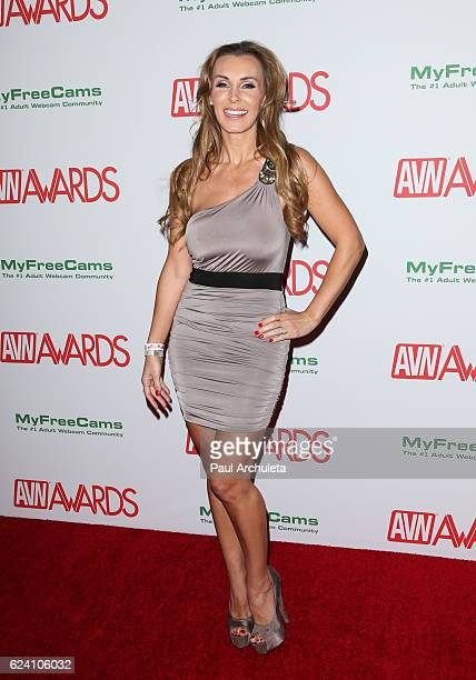 Actress Tanya Tate attends the 2017 AVN Awards nomination party at Avalon on November 17 2016 in Hollywood California