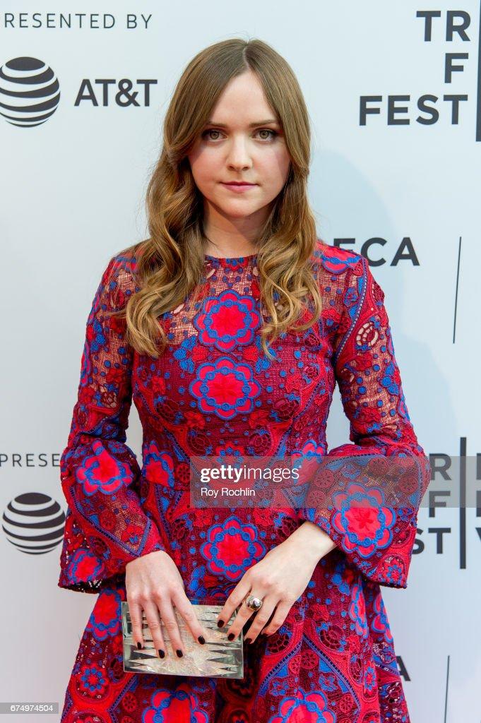 "2017 Tribeca Film Festival - ""Casual"" : Foto jornalística"