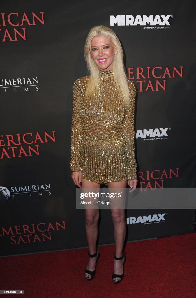 "Premiere Of Miramax's ""American Satan"" - Arrivals"
