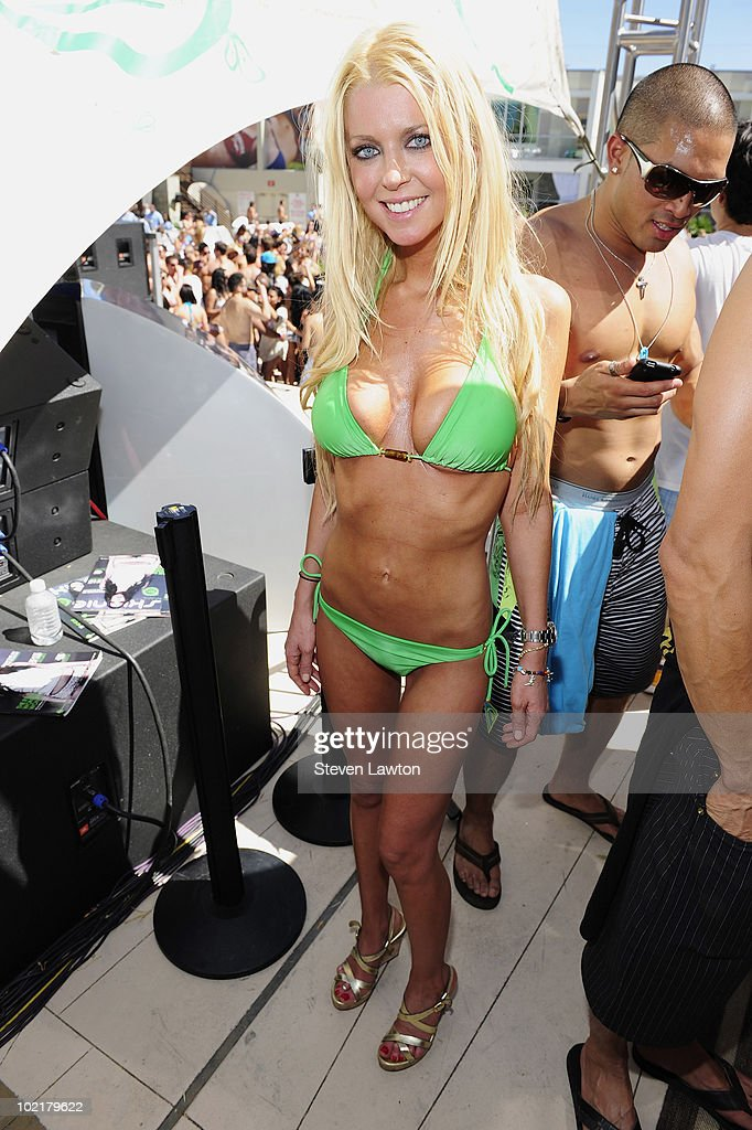 Actress Tara Reid attends 2nd annual 'Love Festival' at The Palms Casino Resort on May 29, 2010 in Las Vegas, Nevada.