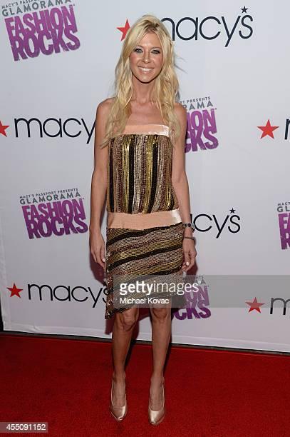 Actress Tara Reid attends Glamorama Fashion Rocks presented by Macy's Passport at Create Nightclub on September 9 2014 in Los Angeles California