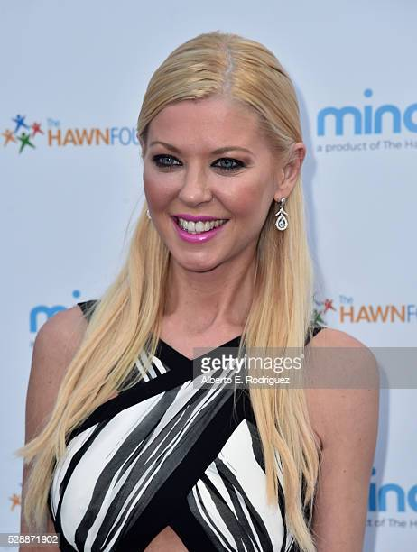 Actress Tara Reid attends Goldie Hawn's Annual Goldie's Love In For Kids on May 06 2016 in Beverly Hills California