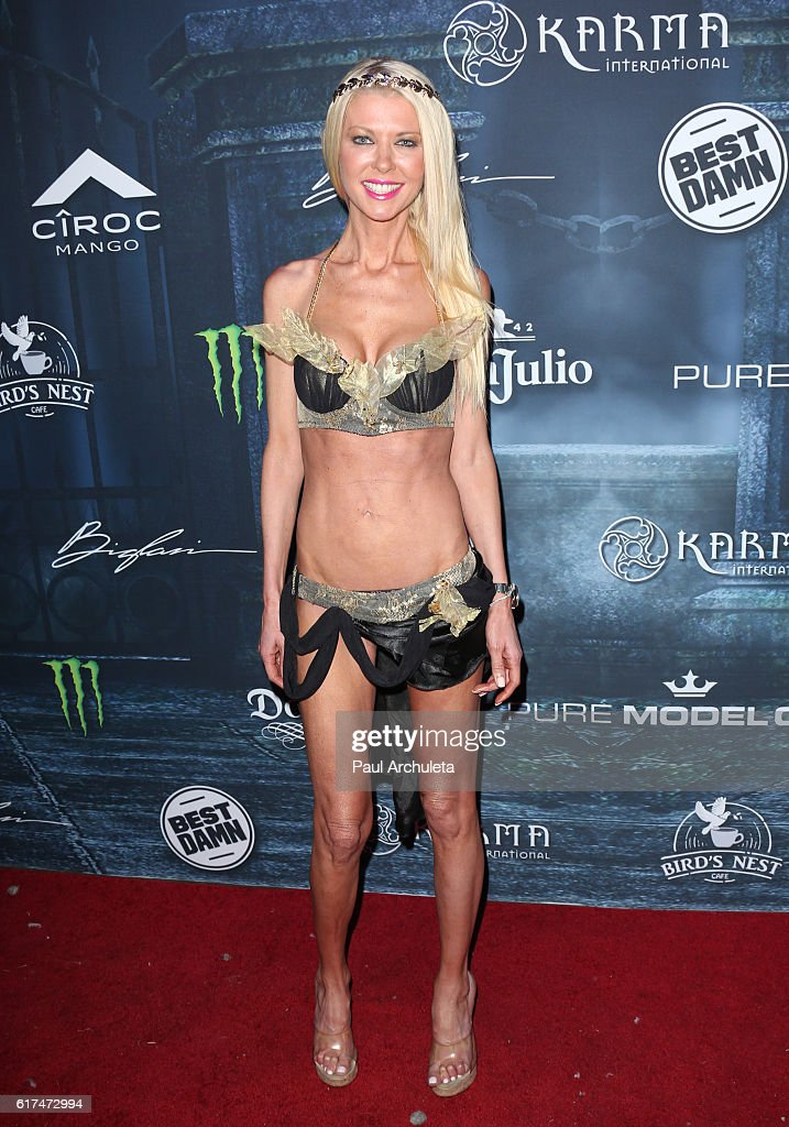 actress tara reid attends maxim magazines annual halloween party on october 22 2016 in los