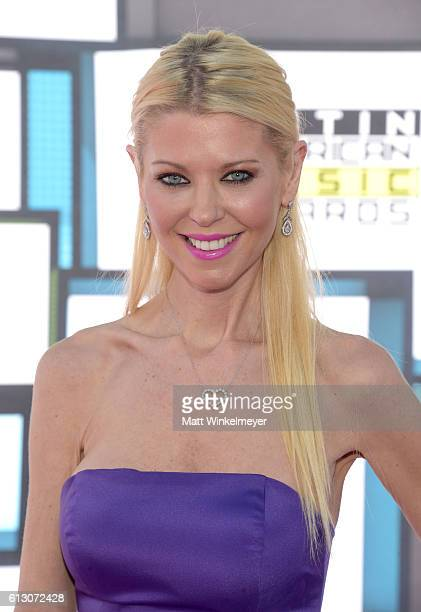 Actress Tara Reid attends the 2016 Latin American Music Awards at Dolby Theatre on October 6 2016 in Hollywood California