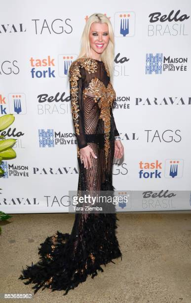 Actress Tara Reid attends the Bello Brasil Magazine Issue Launch Party at Hills Penthouse on November 30 2017 in West Hollywood California