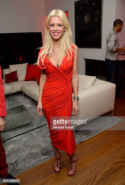 Actress Tara Reid attends the VEEV 20 Launch Party on September 13 2014 in Los Angeles