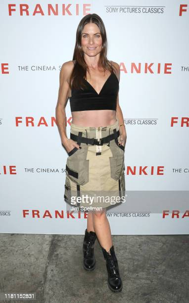 """Actress Tara Westwood attends the special screening of """"Frankie"""" hosted by Sony Pictures Classics and The Cinema Society at Metrograph on October 14,..."""