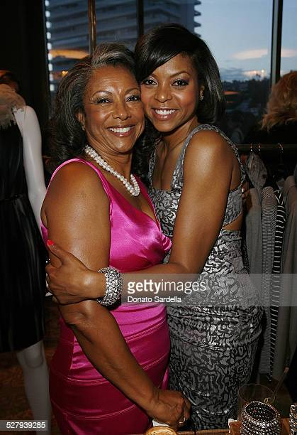 28 Taraji P Henson Mother Pictures, Photos & Images - Getty