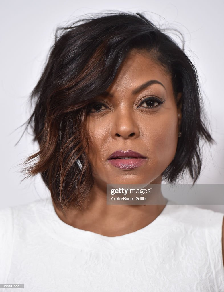 Actress Taraji P. Henson arrives at the 28th Annual Producers Guild Awards at The Beverly Hilton Hotel on January 28, 2017 in Beverly Hills, California.