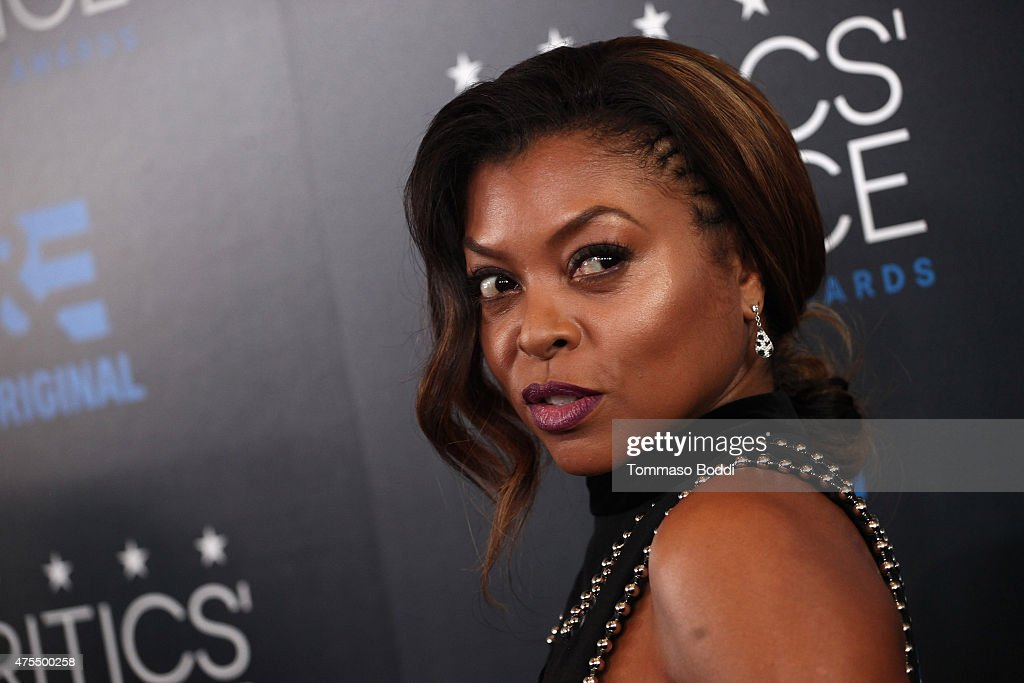 Actress Taraji P. Henson attends the 5th annual Critics' Choice Television Awards at The Beverly Hilton Hotel on May 31, 2015 in Beverly Hills, California.