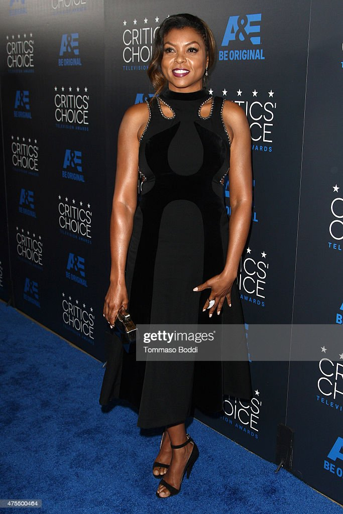 5th Annual Critics' Choice Television Awards - Arrivals : News Photo