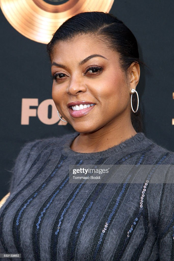 Actress Taraji P. Henson attends the 'Empire' FYC ATAS Event held at Zanuck Theater at 20th Century Fox Lot on May 20, 2016 in Los Angeles, California.