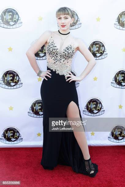 Actress TaraNicole Azarian attends the 2nd Annual Young Entertainer Awards at the Globe Theatre on March 19 2017 in Universal City California