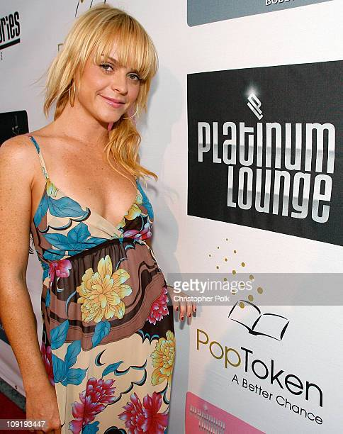 Actress Taryn Manning arrives at the Hollywood launch of PlatinumLounge.com at The Globe Theatre on July 7, 2007 in Los Angeles California.