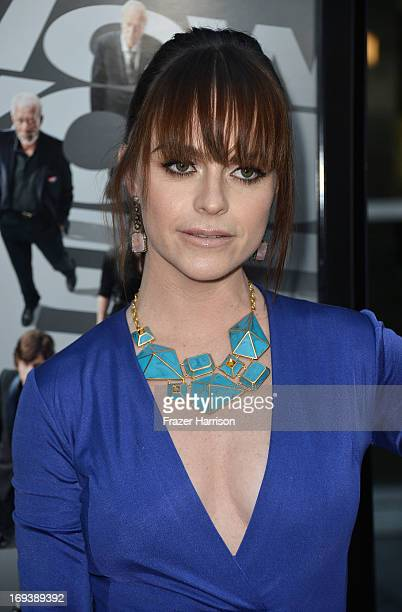 Actress Taryn Manning arrives at the Screening Of Summit Entertainment's 'Now You See Me' at ArcLight Hollywood on May 23 2013 in Hollywood California