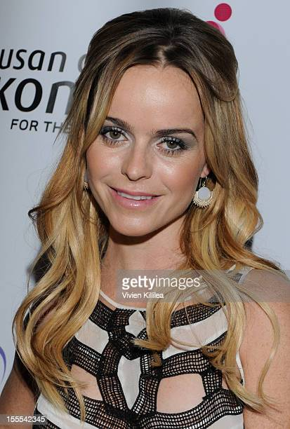 Actress Taryn Manning attends 2012 Inspiration Gala at Royce Hall, UCLA on November 4, 2012 in Westwood, California.