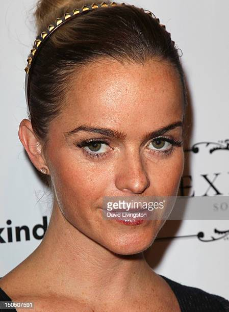 Actress Taryn Manning attends Friends to Mankind's 2nd annual 18 For 18 charity event and fundraiser