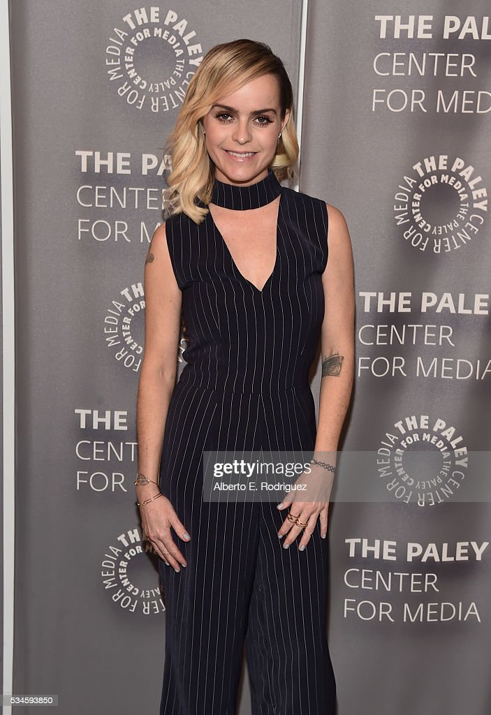 Actress Taryn Manning attends PaleyLive