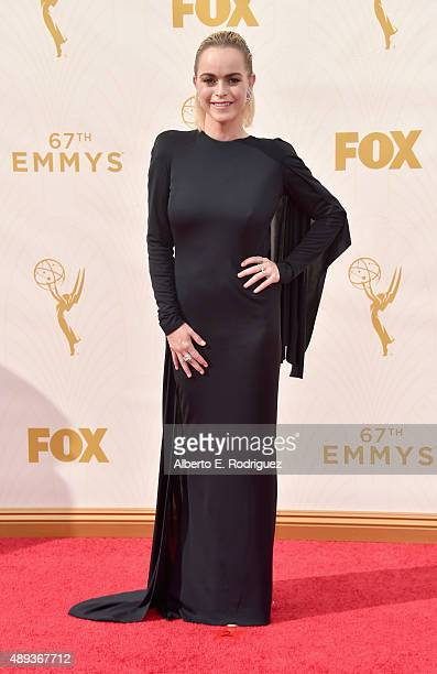 Actress Taryn Manning attends the 67th Emmy Awards at Microsoft Theater on September 20 2015 in Los Angeles California 25720_001