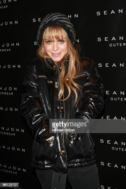 Actress Taryn Manning attends the House of Hype Hospitality Lounge Day 2 on January 23 2010 in Park City Utah