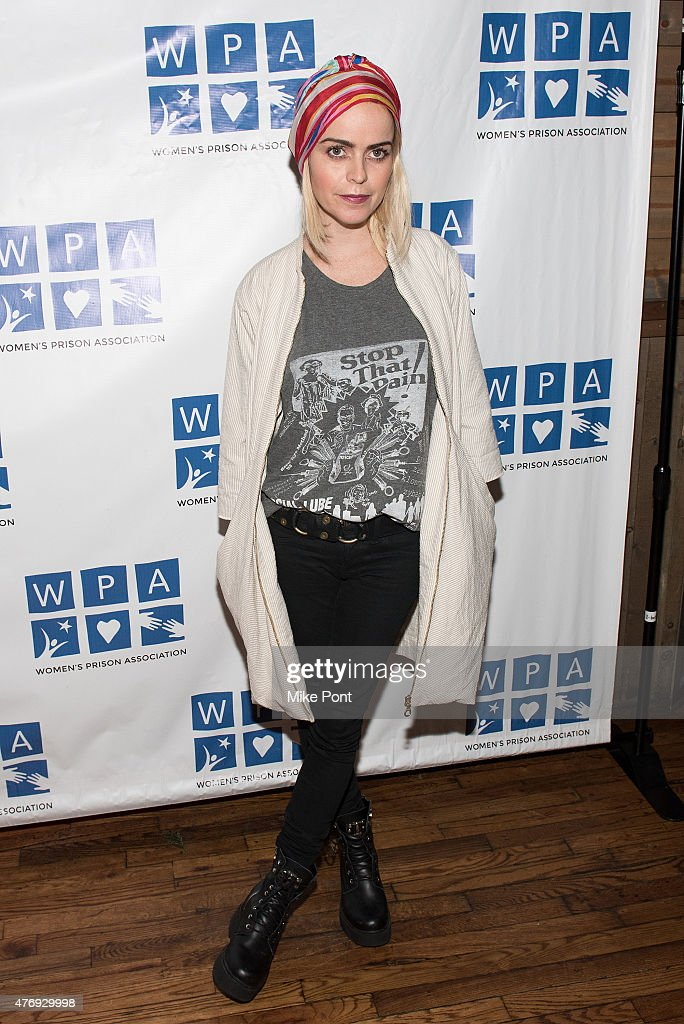 Actress Taryn Manning attends the 'Orange is the New Black' season 3 premiere party benefiting the Women's Prison Association at The Ainsworth on June 12, 2015 in New York City.