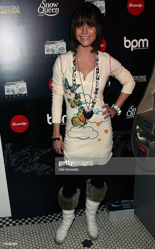 Actress Taryn Manning attends the Scanty Pajama Party at Stereo on ... c3ebd7134