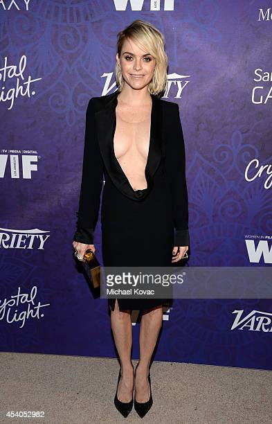 Actress Taryn Manning attends Variety and Women in Film Emmy Nominee Celebration powered by Samsung Galaxy on August 23, 2014 in West Hollywood,...