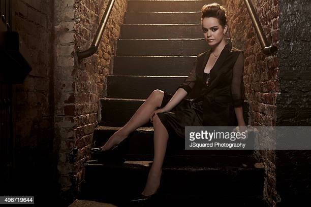 Actress Taryn Manning is photographed for Bello on April 14 2015 in Los Angeles California PUBLISHED IMAGE