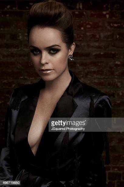 Actress Taryn Manning is photographed for Bello on April 14, 2015 in Los Angeles, California. PUBLISHED IMAGE.