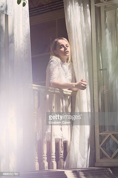 Actress Taryn Manning is photographed for Viva on March 13, 2015 in Los Angeles, California. PUBLISHED IMAGE.