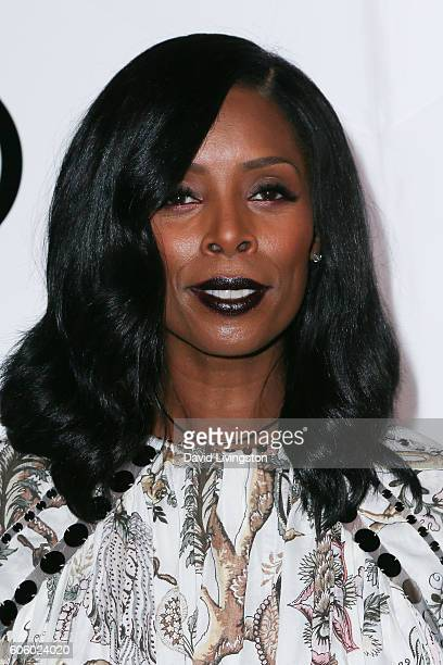 Actress Tasha Smith arrives at Audi Celebrates The 68th Emmys at Catch on September 15 2016 in West Hollywood California
