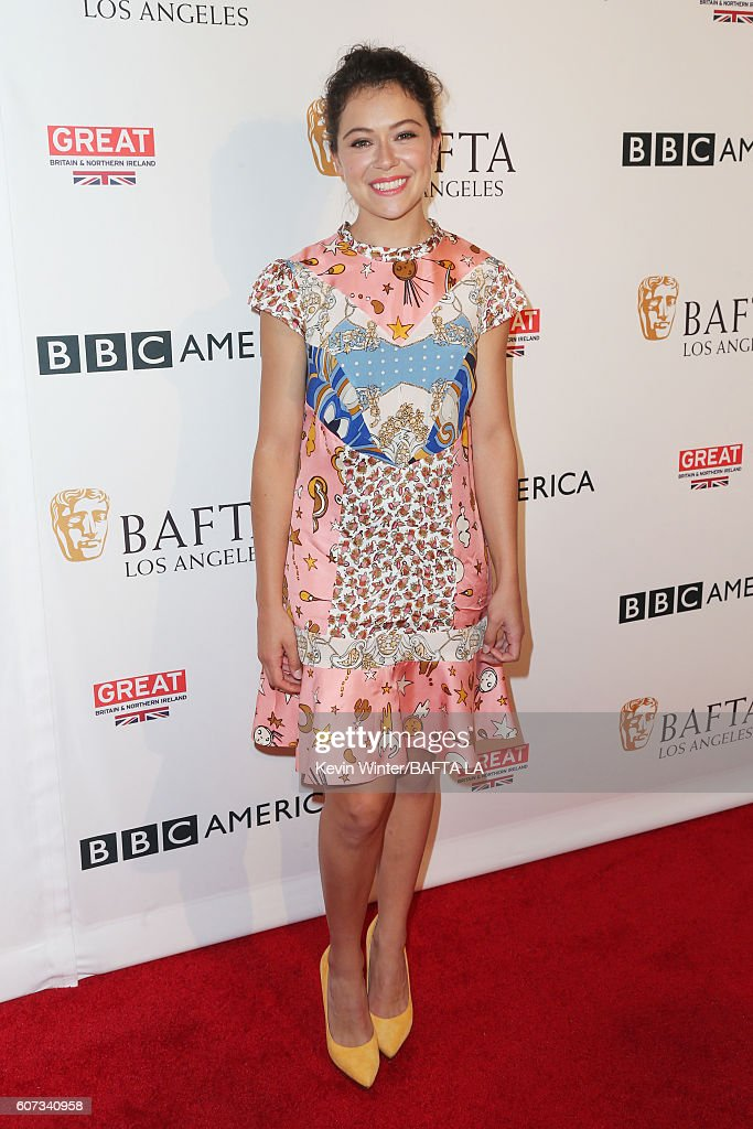 BBC America BAFTA Los Angeles TV Tea Party 2016 - Red Carpet