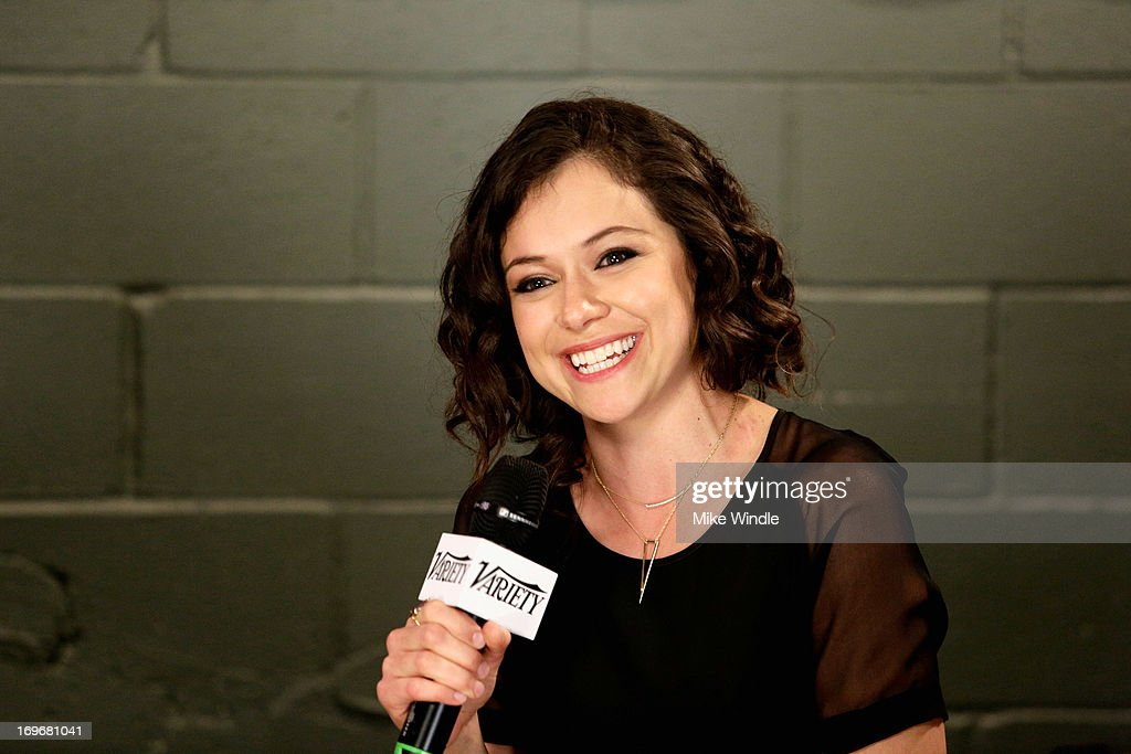 Actress Tatiana Maslany attends the Variety Emmy Studio at Palihouse on May 30, 2013 in West Hollywood, California.