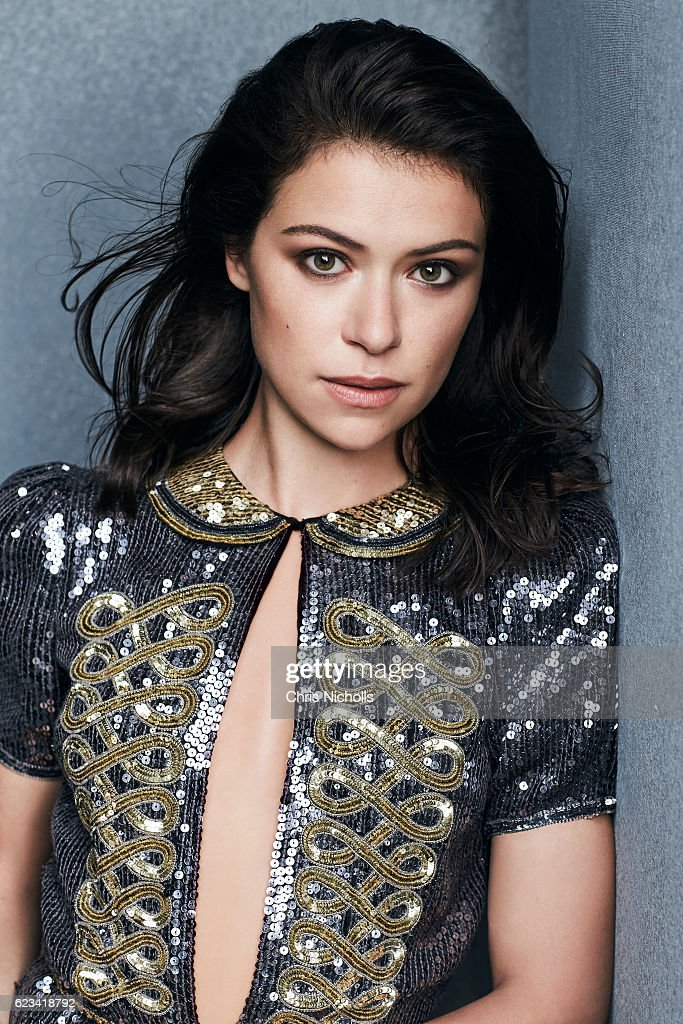 Tatiana Maslany. Fashion Magazine, November 1, 2016