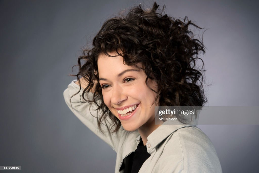 Actress Tatiana Maslany is photographed for Los Angeles Times on November 3, 2017 in Los Angeles, California. PUBLISHED IMAGE.