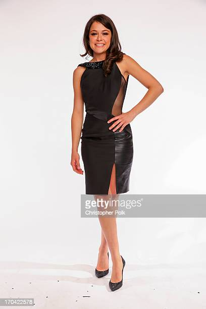 Actress Tatiana Maslany poses for a portrait at the Broadcast Television Journalists Association's Third Annual Critics' Choice Television Awards on...