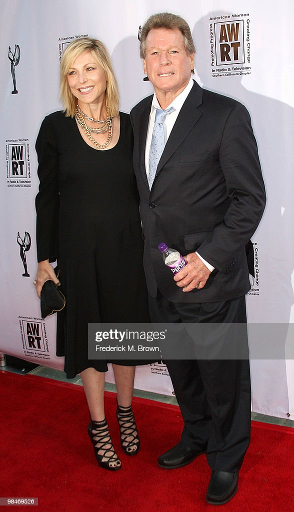American Women In Radio & Television 2010 Genii Awards - Arrivals
