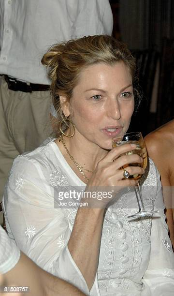 Actress Tatum O'Neal attends the 24th Annual New York City Ballet Dance With The Dancers on June 9 2008 at the New York State Theater Promenade...