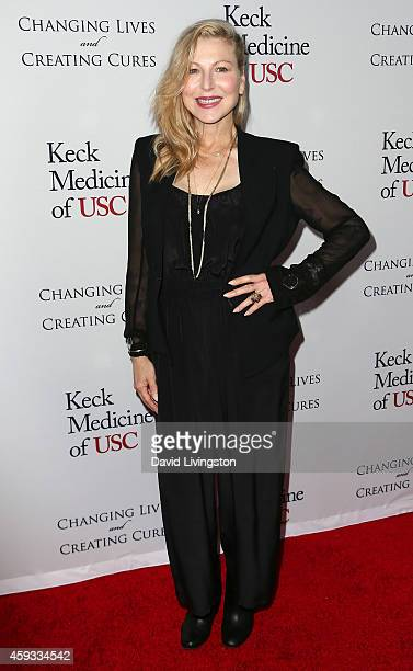 Actress Tatum O'Neal attends the USC Institute of Urology Changing Lives and Creating Cures Gala at the Beverly Wilshire Four Seasons Hotel on...