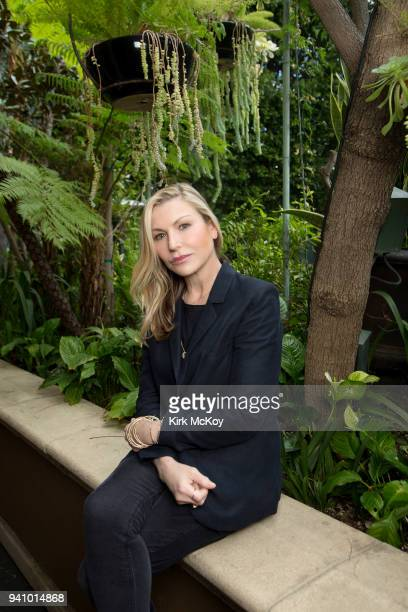 Actress Tatum O'Neal is photographed for Los Angeles Times on March 16 2018 in Beverly Hills California PUBLISHED IMAGE CREDIT MUST READ Kirk...