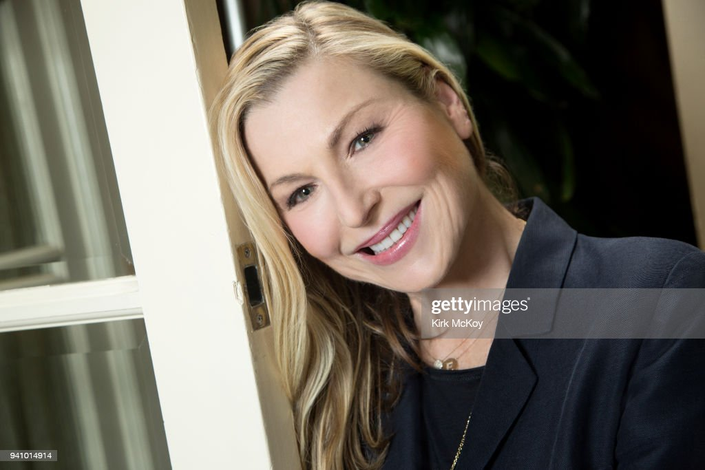 Actress Tatum O'Neal is photographed for Los Angeles Times on March 16, 2018 in Beverly Hills, California. PUBLISHED IMAGE.