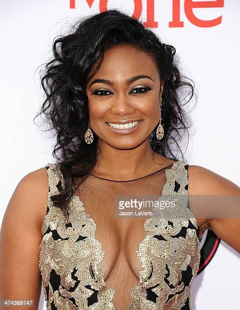 Actress Tatyana Ali attends the 45th NAACP Image Awards at Pasadena Civic Auditorium on February 22 2014 in Pasadena California