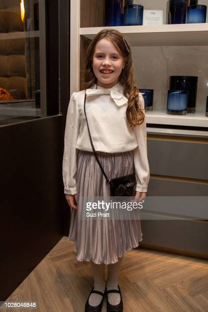 Actress Taylor Belle Puterman poses for a photo at KANDL Artistique on September 6 2018 in Toronto Canada