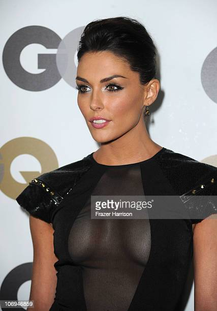 Actress Taylor Cole arrives at the GQ 2010 Men of the Year held at Chateau Marmont on November 17 2010 in Los Angeles California