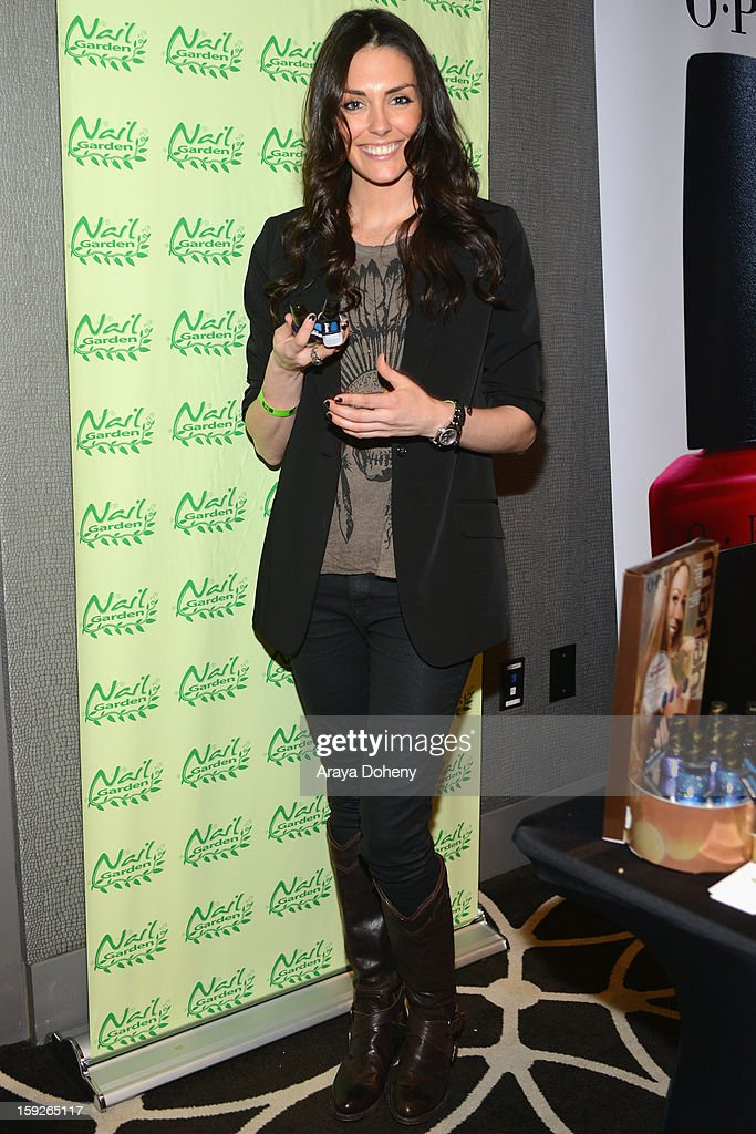 Actress Taylor Cole attends Kari Feinstein's Pre-Golden Globes Style Lounge at the W Hollywood on January 10, 2013 in Hollywood, California.