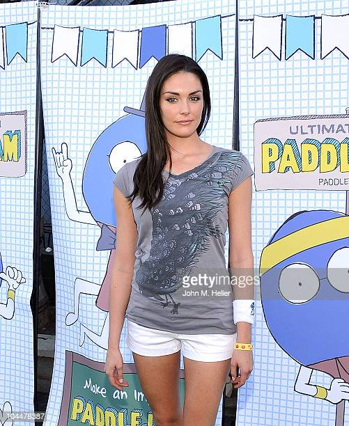 Actress Taylor Cole attends PaddleJam 2010 at the Music Box on September 26 2010 in Los Angeles California