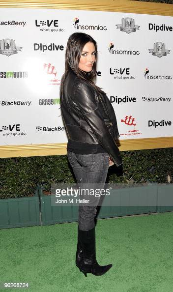 Actress Taylor Cole attends the 1st Annual Data Awards presented by... Photo d'actualité - Getty ...
