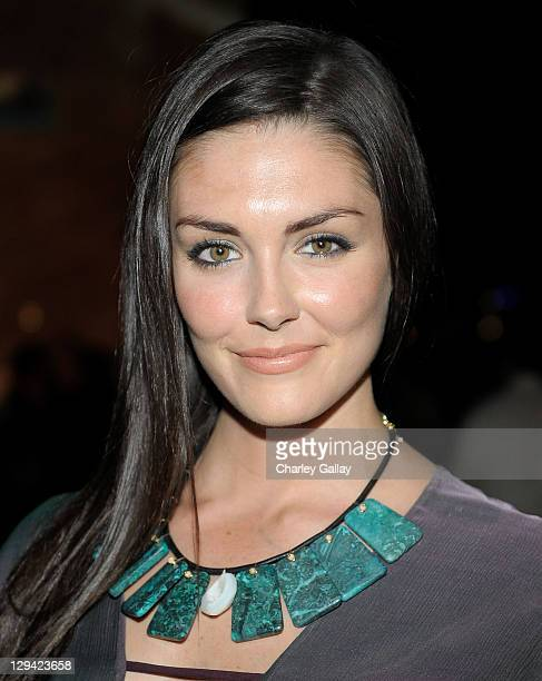 Actress Taylor Cole attends the Physique 57 Beverly Hills launch party at Thompson Hotel on November 4 2010 in Beverly Hills California